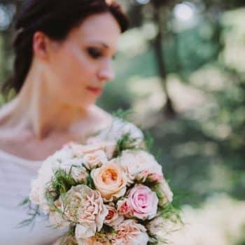 Hochzeitsstrauß Braut